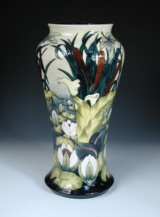 Sale A221015 Lot 40 A Large Moorcroft Lamia Pattern Vase