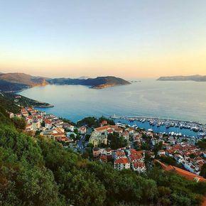 Huzurlu bir tatil yapmak isteyenlerin ilk tercihidir, Kaş 😍☺ #kaş #antalya #tatil #tatilzamanı #yaz #geliyor #doğa #huzur #eğlence #tatile #başla