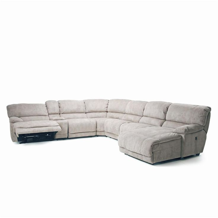 Choices Ii 8532 Modular Reclining Sectional Power Option