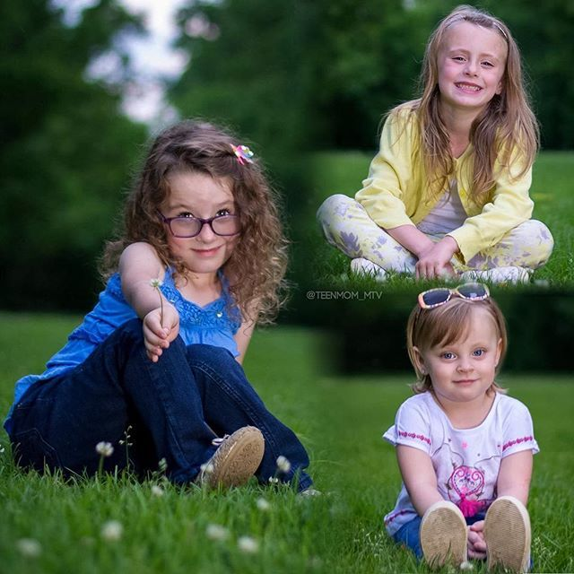 Photos from Aleeah, Ali, & Addie's summer photoshoot. So cute!  (photography by: One Love Photography)