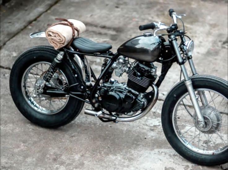 Yamaha SR250 SE by Hookie co.