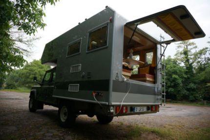 bimobil husky 235 defender in d sseldorf bezirk 6. Black Bedroom Furniture Sets. Home Design Ideas