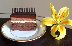Танзания – шоколадное пирожное от Адриано Зумбо