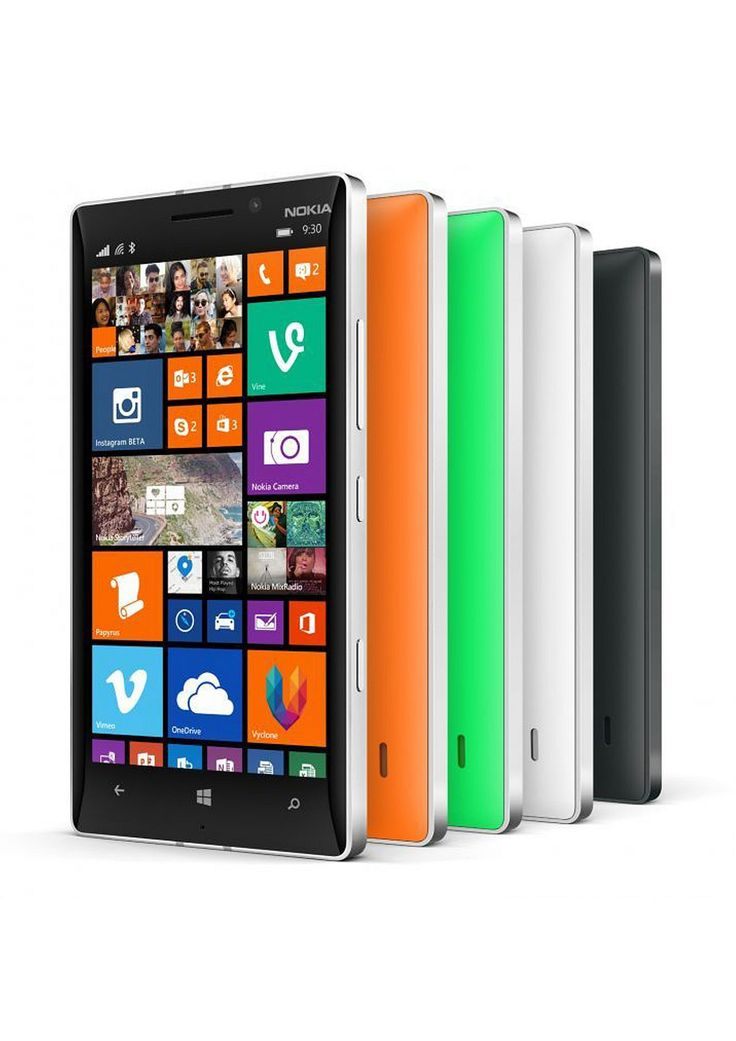 NetAnttila - NOKIA Nokia Lumia 930 älypuhelin | Puhelimet