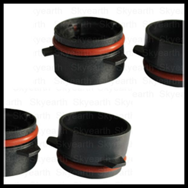 hid headlight bulb adapter holder base for bmw e39 528 525 hid xenon bulb holders adapter free shipping