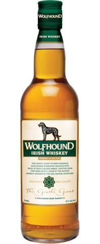 I want to try Wolfhound Whiskey http://whiskey.findthebest.com/l/325/Wolfhound-Irish-Whiskey