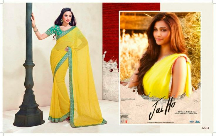 Latest #Bollywood Collection Coming Up......  Shop #Online For the Latest #Collection of Bollywood Diva Daisy Shah #Designer #Sarees From the #Movie Jai Ho..  Stay Tunned with Shoppers99