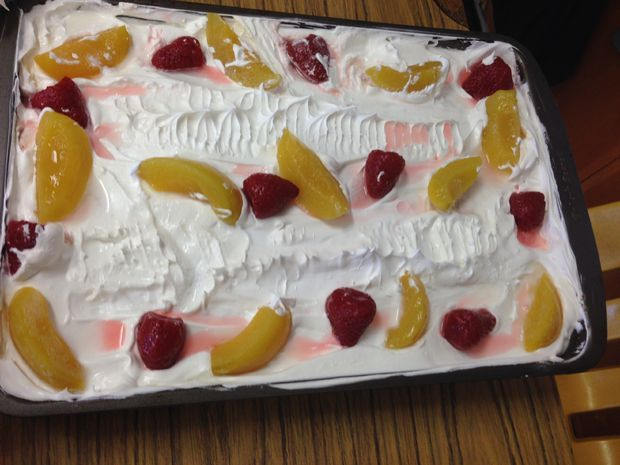 Best Icing For Tres Leches Cake