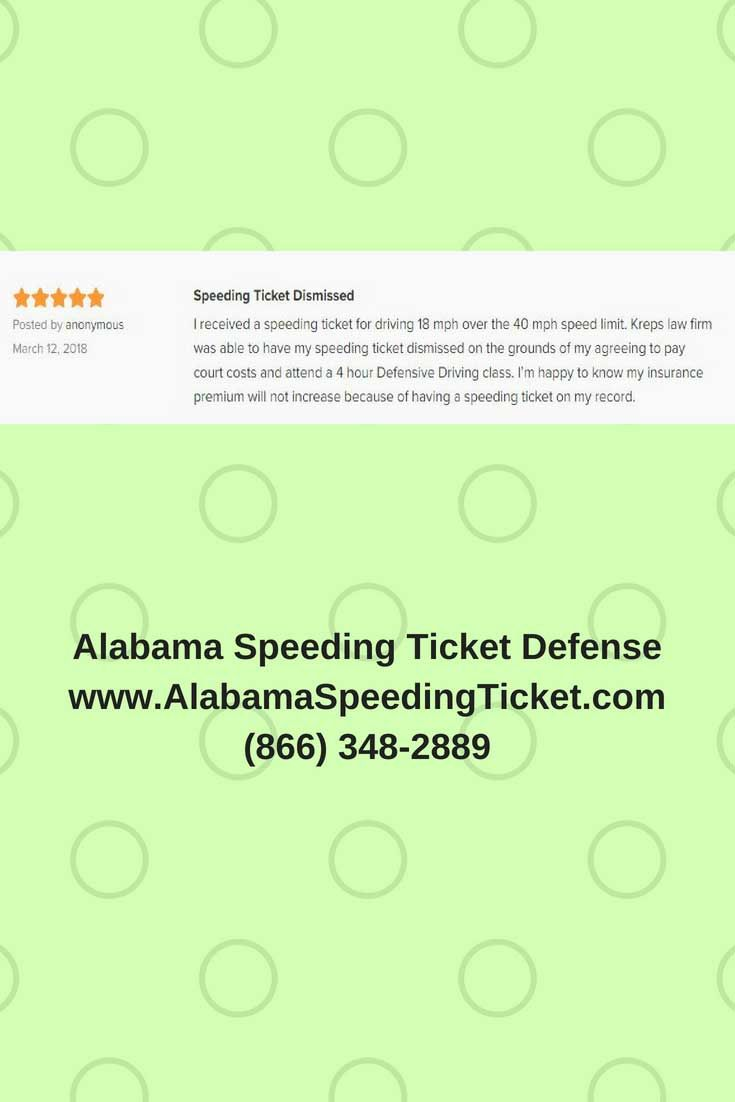 Kreps Law Firm Client Reviews Ratings Avvo Alabama Speeding Ticket Defense Attorney Http Bit