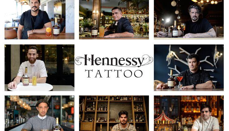 Οκτώ bartender της Αθήνας μας αποκαλύπτουν ιστορίες και δημιουργούν συνταγές εμπνευσμένες από τα tattoo τους.