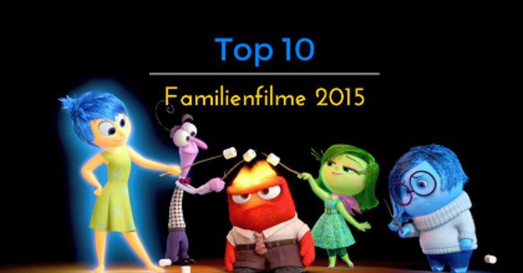 In dieser Übersicht erfahrt ihr, welche Familienfilme 2015 an den deutschen Kinokassen am besten abschnitten...