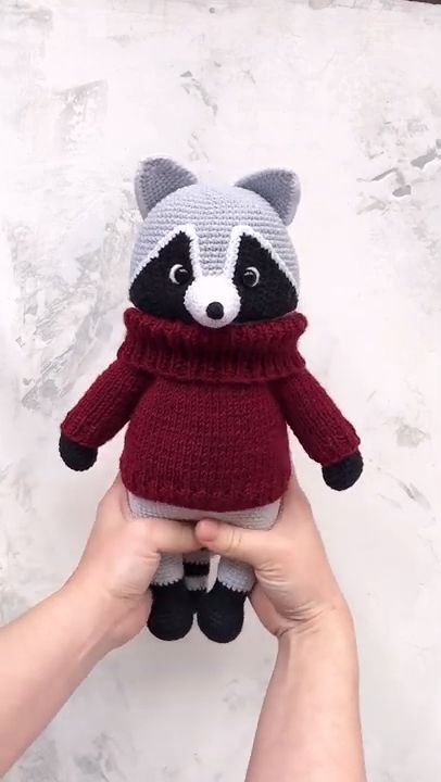 Knitting Pattern Cozy Outfit For Cat Toy By Polushkabunny Knitting