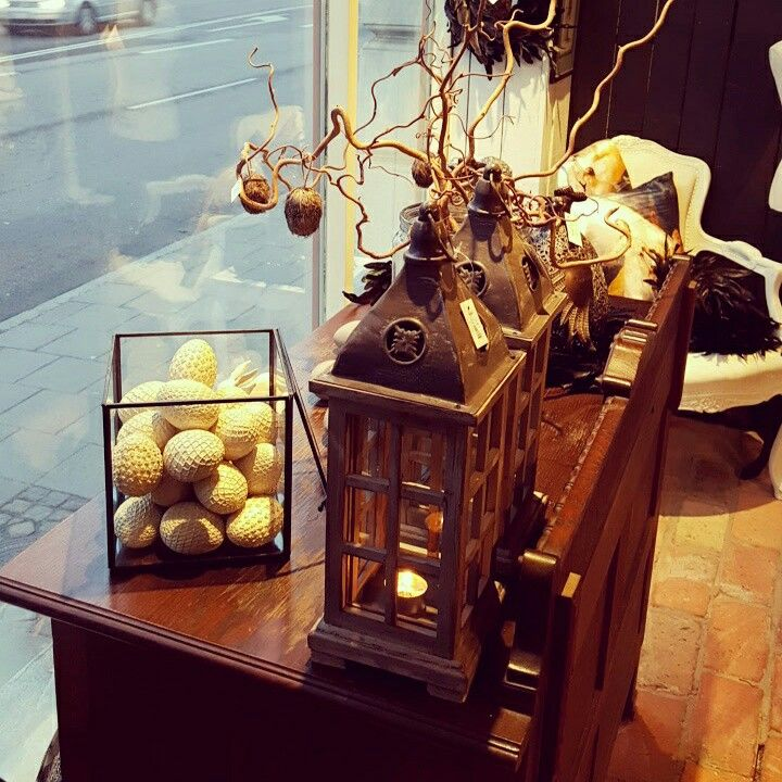 Latern and easter egg now in shop