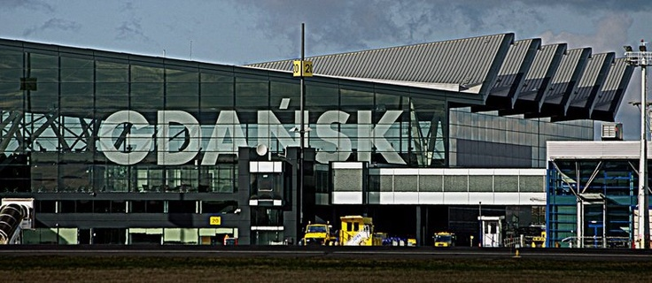 #epgd #airport #gdansk; photo: Sebastian Kupski