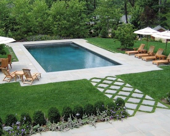 85 best images about pool on Pinterest Swimming pool designs