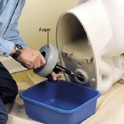How To Fix A Clogged Toilet With Auger ~ http://lanewstalk.com/tips-of-how-to-fix-a-clogged-toilet/