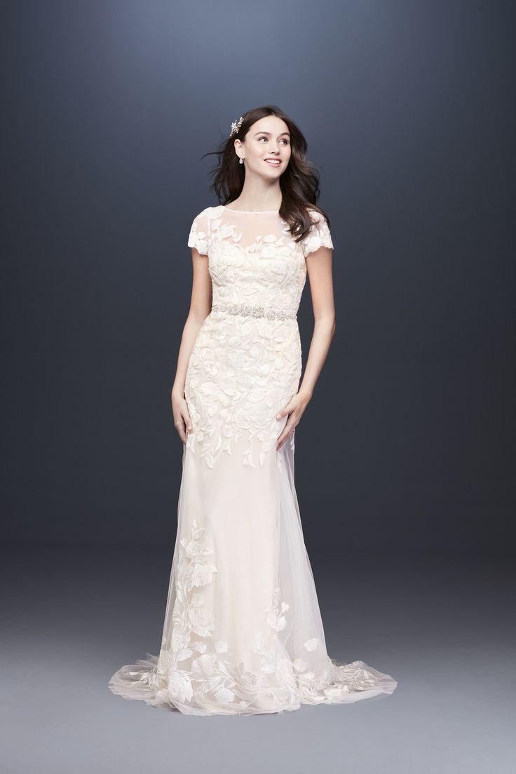 David's Bridal Spring 20 Wedding Dress Collection   Top wedding ...
