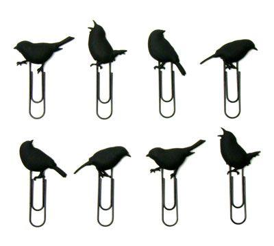 puhlmann bird clip: Vintage Postcards, Birdshap Clip, Birds Paperclip, Black Baby, Puhlmann Birds, Birds Clip, Birdclip, Shape Paperclip, Paperclip Gifts