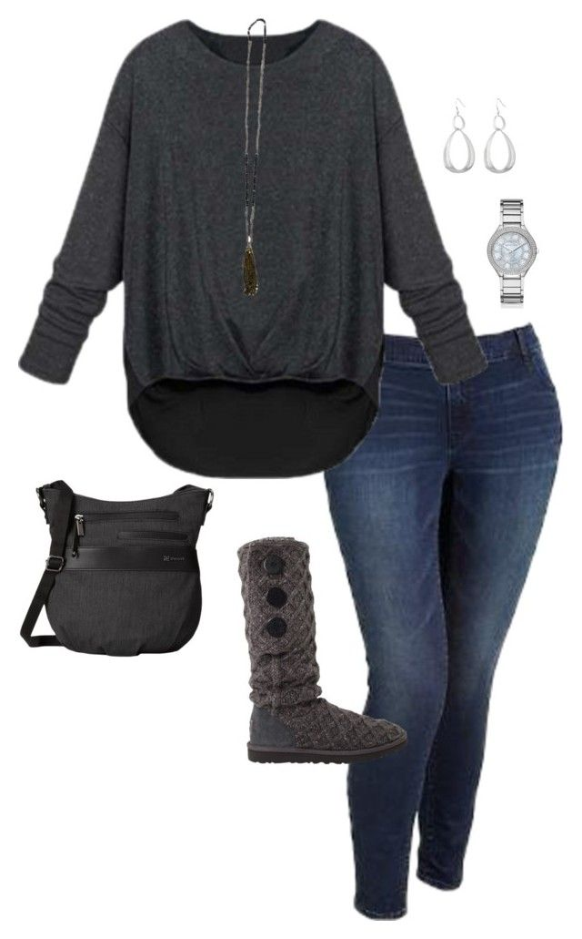 """Plus Size Fall and Winter Outfit"" by jmc6115 on Polyvore"