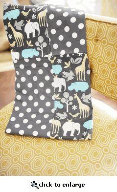 Elephant Nursery Idea - New Arrivals Urban Zoo Blanket
