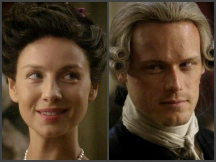 Best eye sex ever - Governor's Ball - Outlander_Starz Season 3 Voyager - Episode 312 The Bakra - December 3rd, 2017