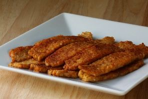 tempeh bacon recipe, from #vegan with a vengeance