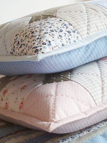 Patchwork Pillows, MyWay: Vankúšikovanie pre deti