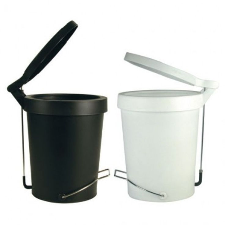 The 30L TIP PEDAL BIN is an award winning design that needs no inner bin. The entire mechanics are attached to the outside of the bin & a gentle tip with your foot suffices to set the smooth-running lid mechanism in motion. Perfect for #Office or #Home