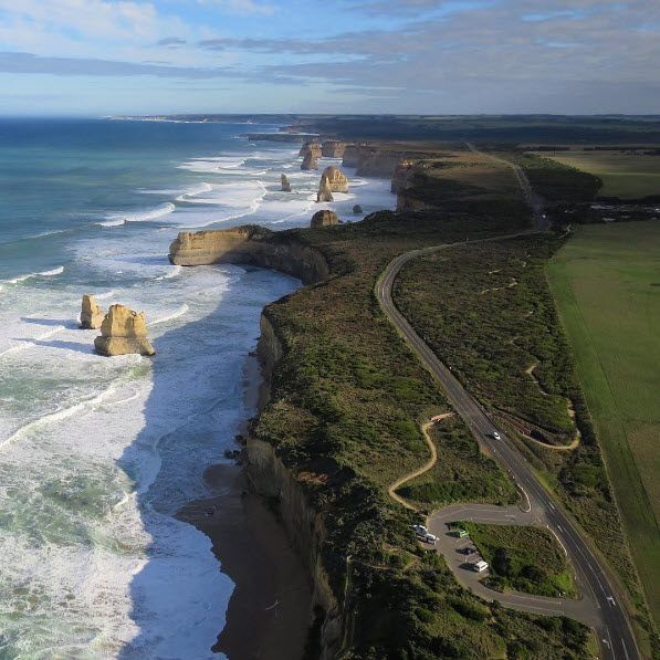 The Great Ocean Rd
