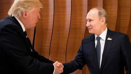 """Putin & Trump could have met many times at G20, gone to toilet together – Lavrov https://tmbw.news/putin-trump-could-have-met-many-times-at-g20-gone-to-toilet-together-lavrov  As the mainstream media continues to obsess over how many times Trump and Putin met at the G20 summit, Sergey Lavrov has quipped that the leaders could have informally crossed paths many times, potentially going """"to the toilet together.""""In an exclusive interview with NBC, Russian Foreign Minister Sergey Lavrov said…"""