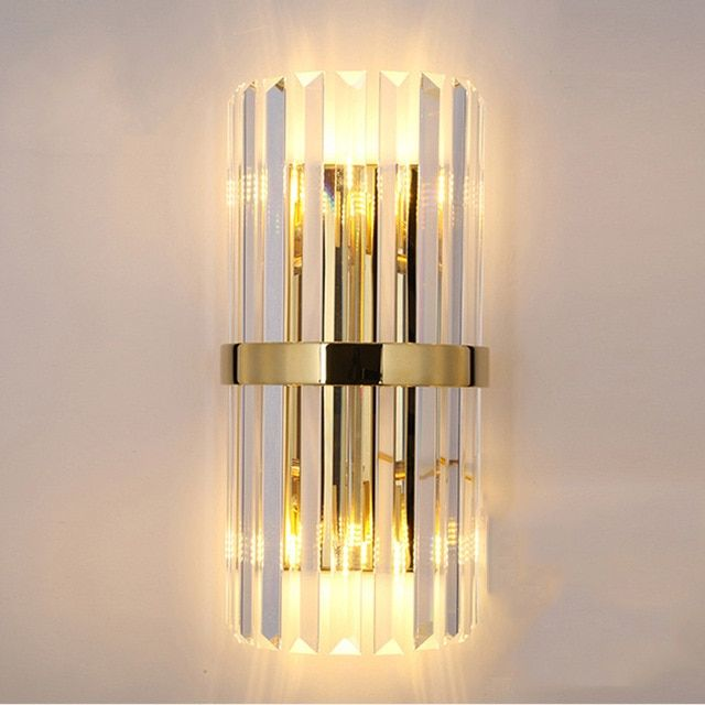 Brass And Gold Wall Lights Home Interior Design Ideas In 2020 Wall Lights Wall Lamp Gold Wall Lights