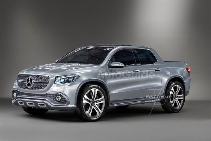 A Mercedes-Benz GLT pickup truck is coming in 2017 according to a leaked roadmap and AutoGuide.com has renders on what it could look like.