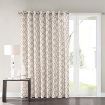 SONOMA Goods for Life™ Dallon Patio Door Curtain - 100'' x 84''