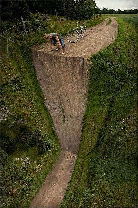 Very Dangerous Road