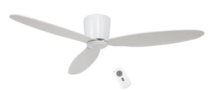 132cm Eco Plano 4 Blade Ceiling Fan with Remote