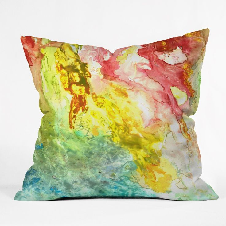 Rosie Brown Ray of light Outdoor Throw Pillow   Deny Designs