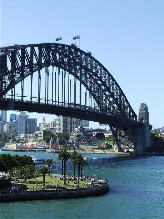 Sydney Harbor Bridge, Australia -