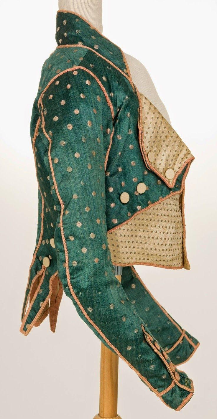 Hertzwerk - Freiburg: 1790s jacket from IMATEX