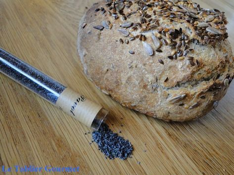 Le pain intégral bio et bon