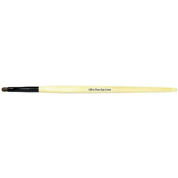 Bobbi Brown Ultra Fine Eyeliner Brush (€25) ❤ liked on Polyvore featuring beauty products, makeup, makeup tools, makeup brushes and bobbi brown cosmetics