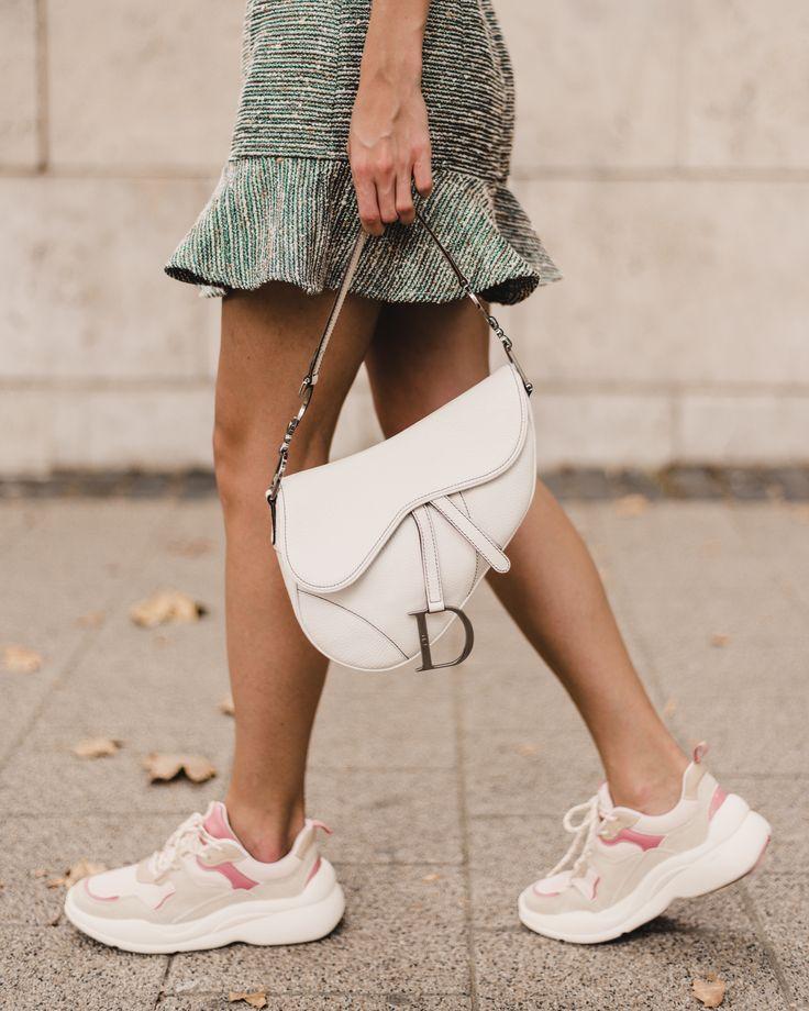 Dior saddle bag – Allie Sweet