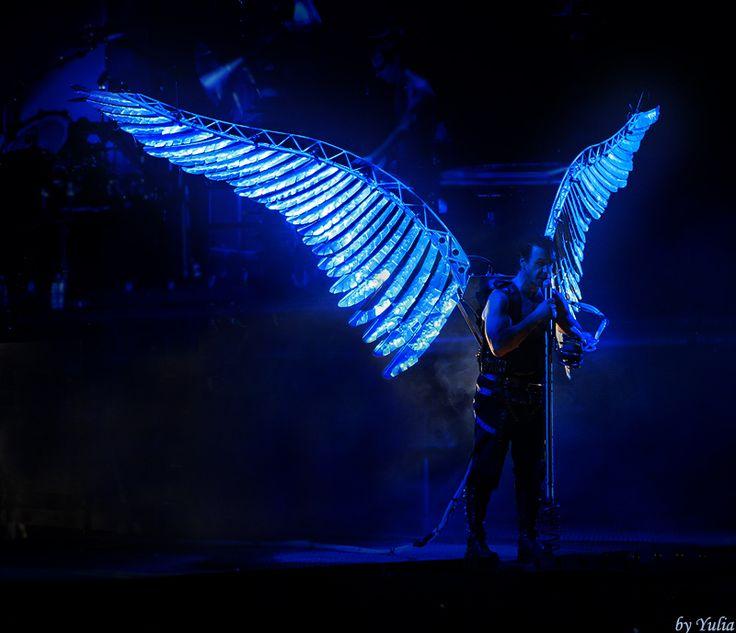 Gott weiß ich will kein Engel sein.