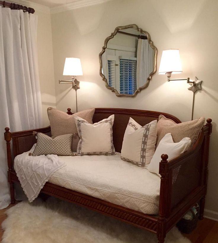 A cozy spot indeed walls painted benjamin moore swiss