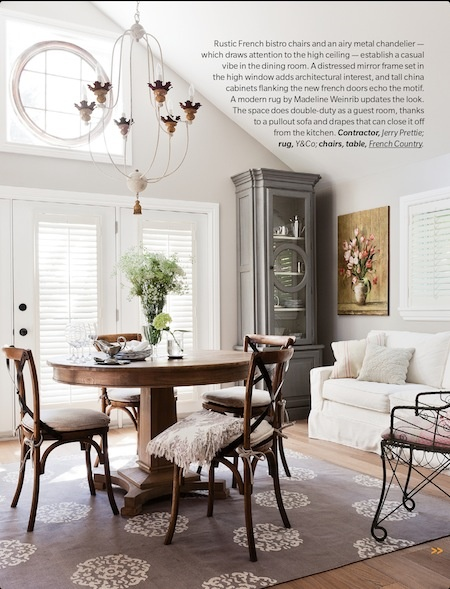 17 best ideas about modern french country on pinterest for Modern french country interior design