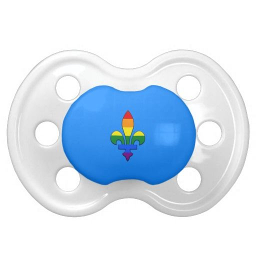 LGBT pride fleur-de-lis