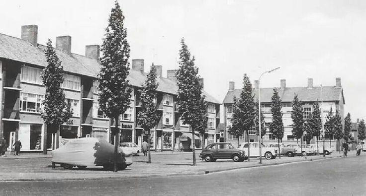 Breda - Edisonplein - 1965