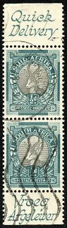 Union of South Africa  Type of 1947 Scott 47 (S.G. 114) ½d green & gray Photogravure; 18×22 mm