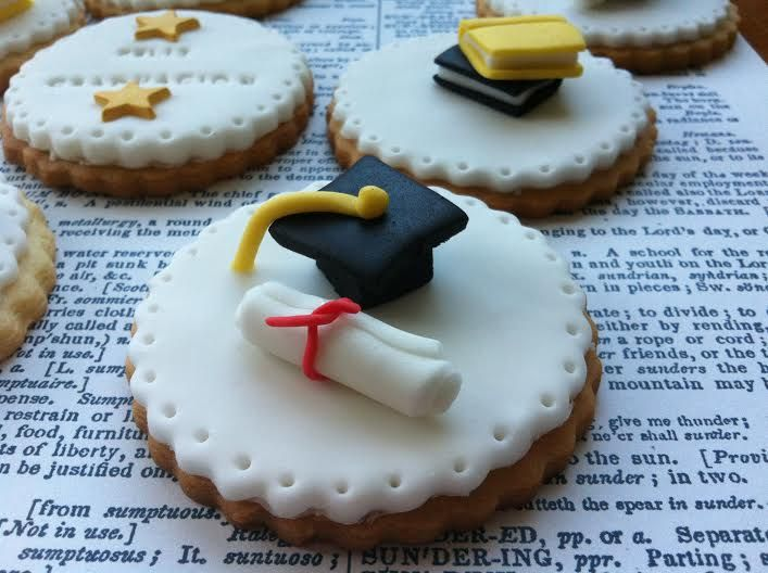 galletas de graduación                                                       …