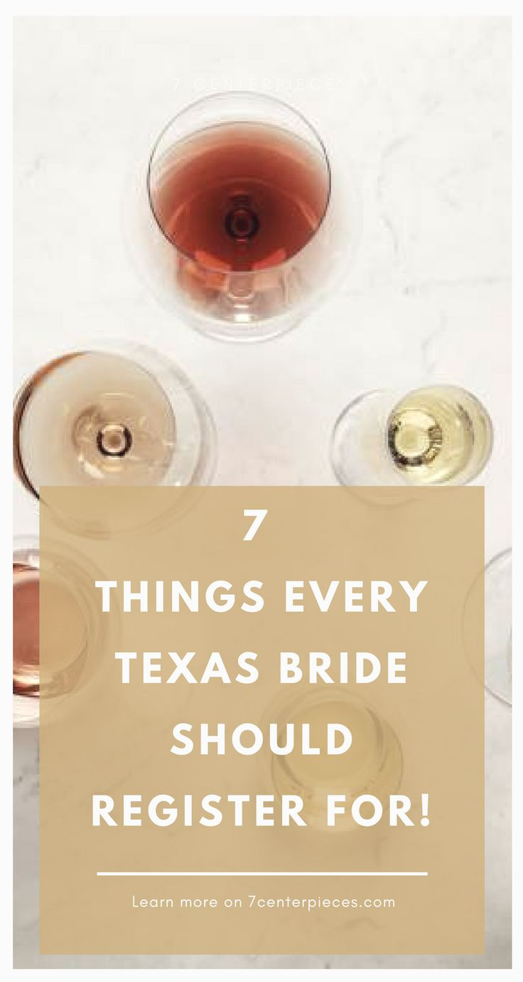 Best 25 wedding registry list ideas on pinterest for Cool places to register for wedding