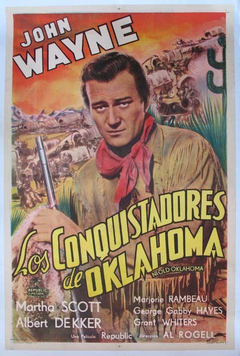 """""""Los Conquistadores de Oklahoma"""""""